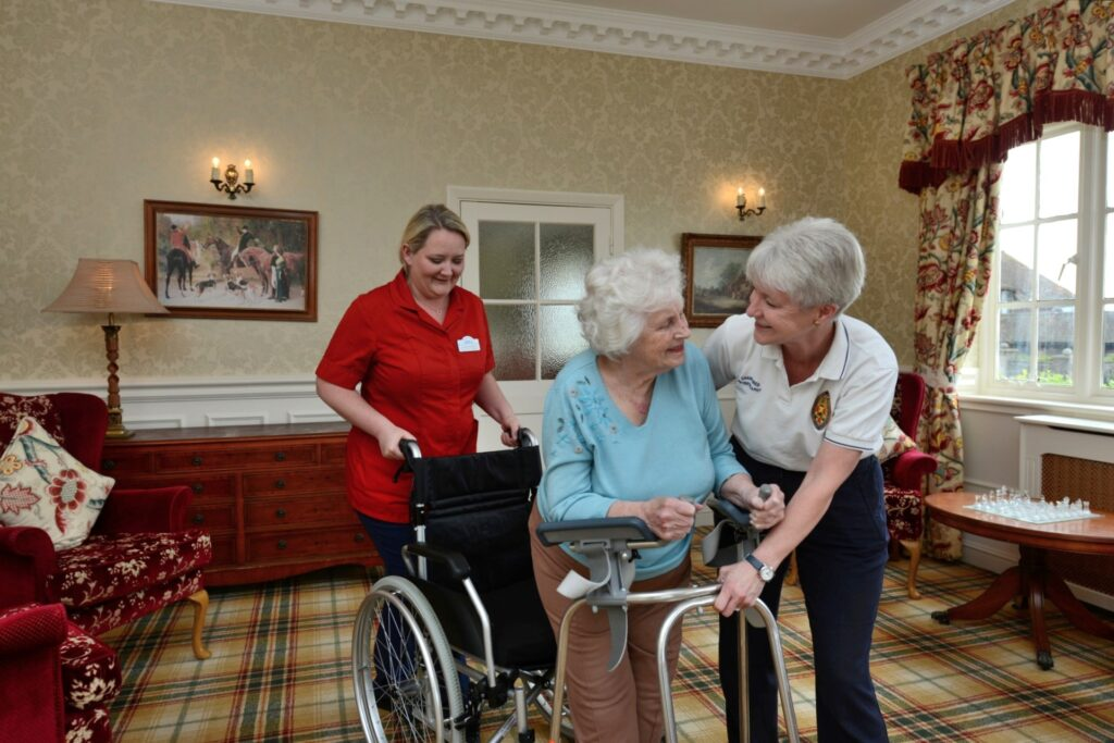 Nursing and Care Homes in Lancing near Worthing and Brighton