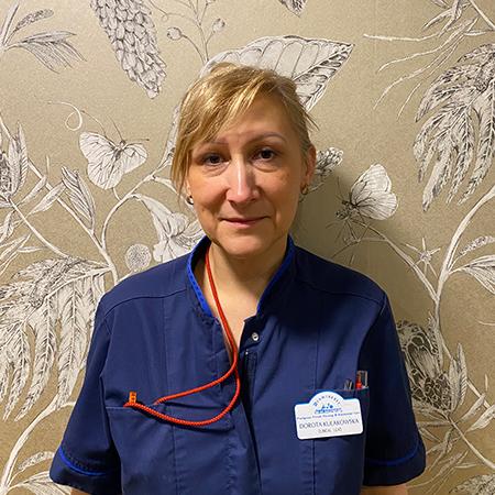 Dorota Clinical Lead Lancing